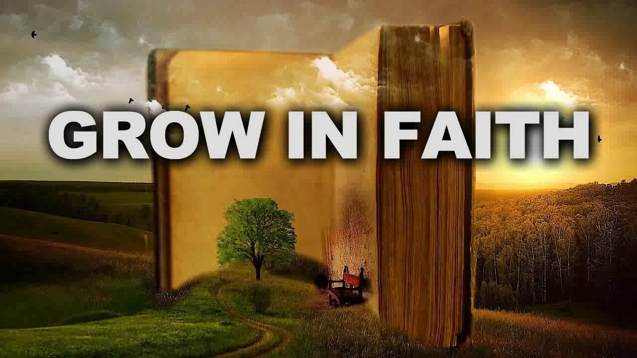 Grow in Faith